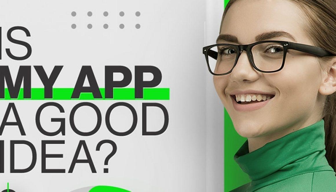 is my app a good idea